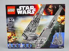 LEGO Star Wars KYLO REN COMMAND SHUTTLE 75104 (1005 pcs) #rk1t