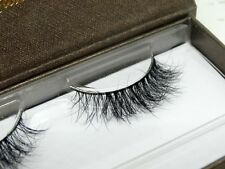 Amazing Quality 3D 100% REAL Siberian Mink Hair Hand Made Luxury Eyelashes DM-20