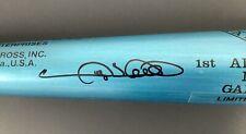 Gary Sheffield Signed Baseball Bat Marlins Glomar Custom Autograph WSC PSA/DNA