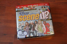 NEW AND SEALED DISNEY CHANNEL SCENE IT THE DVD GAME.