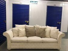 Duresta large 3 seat sofa bed
