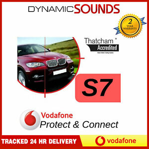 Vodafone Protect And Connect S7 Vehicle Tracking System
