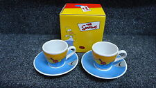 The Simpsons Homer Simpson Espresso Coffee Set Ideal Christmas Birthday Easter