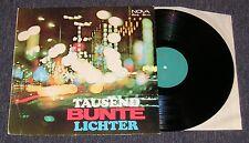 LP Tausend bunte Lichter/Easy Listening/NOVA 885023
