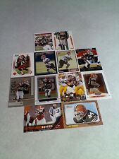 *****Lee Suggs*****  Lot of 24 cards....16 DIFFERENT / Football