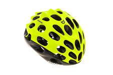 Catlike Mixino Road Bike Helmet Small 52-54cm Black/Fluor Yellow