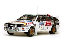 1:18 Audi Quattro Mikkola RAC 1984 1/18 • Sunstar 4240