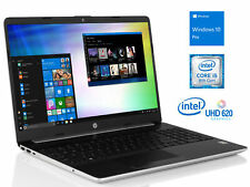 "HP 15.6"" HD Notebook, i5-8265U, 16GB RAM, 256GB NVMe, Windows 10 Pro"