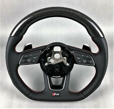 Audi Sport RS carbon paddle Steering Wheel volant volante rs3 rs4 rs5 rs6 rs7
