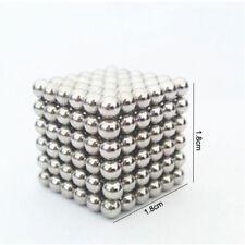 216 3mm Magnético Imán Neodimio Cubo Bolas Esfera DIY Estrés Alivio 1774