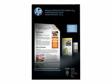 HP Laser Paper Smooth ColorLok 120gsm A4 White Ref Hcl0330 250 Sheets