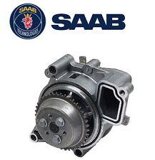 NEW Saab 9-3 2003-2009 9-3 x 2010-2011 Water Pump Genuine 12-630-084