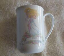 "Precious Moments Mug/Cup ""Pam"" Ceramic Tea/Coffee Cup 1989"