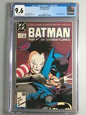 Batman 412 - CGC 9.6 - Origin & 1st Appearance of the Mime