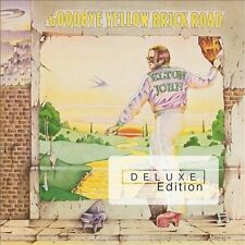 ELTON JOHN - GOODBYE YELLOW BRICK ROAD [DELUXE EDITION] [DIGIPAK] CD C2