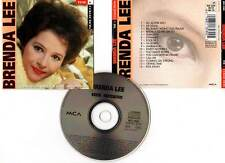 "BRENDA LEE ""The Collection"" (CD) 1992 - 16 Titres : All Alone Am I,As Usual..."