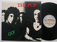LP The Pop - Go ! - mint- OIS - Beat Temptation Waiting For The Night Shakeaway