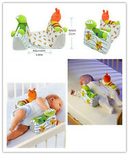 3D Cartoon Anti-Rollover Safety Cotton Anti Roll Support Pillow Baby Positioner