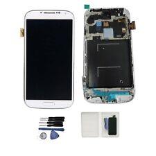 Pour Samsung Galaxy S4 i9505 Blanc LCD Vitre Tactile Chassis Avec Outils écran