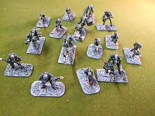 Necron Cyborg Robots 14 (2068) en métal peint 40k Warhammer