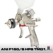 Ani F160/S Hps TMD1 1.3 mm Pistola A Spruzzo Con Manometro Digitale e Valigetta