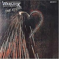 True As Steel von Warlock | CD | Zustand gut