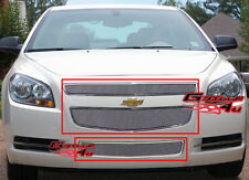 SS 1.8mm Mesh Grille Combo For 2008-2012 Chevy Malibu