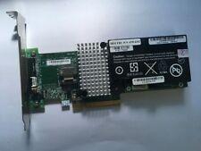 LSI MegaRAID SAS/SATA 9260-4i 4-Port 6Gb/s Internal PCI-E RAID CARD+LSI Battery