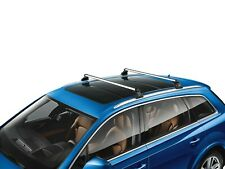 2017+ Audi Q7 Factory Dealer Accessory Roof Rack Cross Bar Kit - 4M0071151
