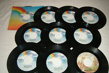 Lot of 10 REBA McENTIRE 45s How Blue, Got A Deal For You, Gonna Do About You