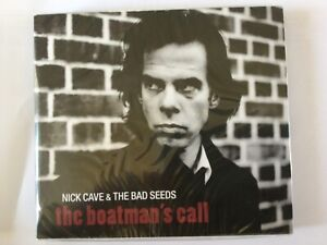 "NICK CAVE ""THE BOATMAN'S CALL"" 2011 CD/DVD 5.1 AUDIO ALBUM SEALED"