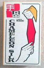 TENYO CHAMELEON SILK MAGIC T14 NO SILKS Magicians Trick Rare Box No Longer Made