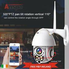WIFI Camera Outdoor PTZ IP Camera H.265X 1080p Speed Dome CCTV Security Cameras