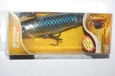 "river2sea topwater whopper plopper 130 big bass lure 5""  1 3/8oz blue blood"
