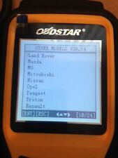 Obdstar X300M OBD Mileage correction tous Plugin to Present Day en ligne des mises à jour