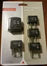 New In Package Embark Travel Adapter Plug Set Plus Free Expedited Shipping