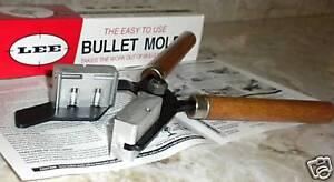 Lee 2-Cavity Bullet Mold (375 Diameter) 130 Grain Round Nose Bullet  #90378 New!