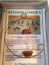 Window Garden By IvyWindow Designs For Plant Cuttings