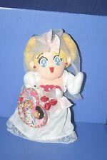 Sailor Moon S Crystal wedding Usagi Plush Doll BANPRESTO