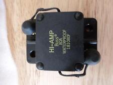 Bussman 24 volt DC Circuit Breaker 80 Amp 181080F solar power battery marine RV