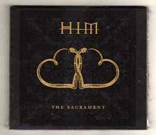 HIM - THE SACRAMENT  - CDS DIGIPACK 6 TRAKs  - SEALED MINT