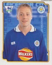 N°254 STEVE GUPPY LEICESTER CITY.FC STICKER MERLIN PREMIER LEAGUE 1999