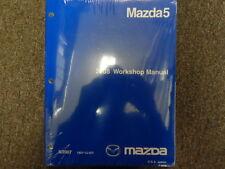 2008 Mazda5 MAZDA 5 Service Repair Shop Workshop Manual FACTORY OEM NEW