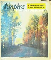 Empire Magazine September 25 1955 Smokey the Bear Joe Jancar Enoch Hoag
