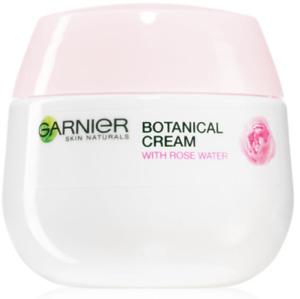 Garnier Skin Naturals Moisturising Cream Dry Sensitive Skin Rose Water 50ml