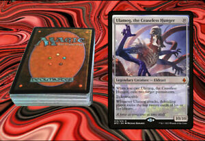 ULAMOG EDH COMMANDER DECK Magic the Gathering MTG 100 cards - ELDRAZI DECK