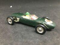 SOLIDO FRANCE / SERIE 100 / Lotus F1 vert #14 original pas atlas