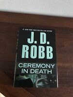 CEREMONY IN DEATH by J.D. Robb ~ Nora Roberts ~ BRAND NEW ~ HAND SIGNED