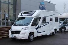 Swift 5 Sleeping Capacity Campervans & Motorhomes