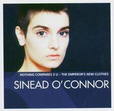 Sinéad O'Connor Essential (12 tracks, 1987-92/2005, EMI) [CD]